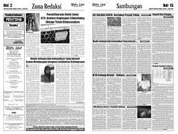 warta jabar edisi 108 hal depan by redaksi warta jabar group