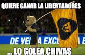 Memes De Pumas Vs America - chivas vs pumas los mejores memes de la goleada del guadalajara