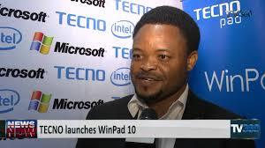 tecno launches winpad 10 youtube
