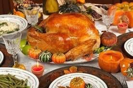 thanksgiving menu dinner no turkey annaunivedu