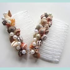 hair combs seashell hair accessories shell hair combs wedding hair