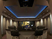 Home Theater Wall Lighting Fixtures  Design And Ideas - Home theater lighting design