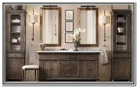 Unfinished Cabinets San Diego Unique Unfinished Restoration Hardware Bathroom Vanity Cabinets