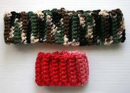 crochet band ribbed wrist or band welcome to the craft yarn council