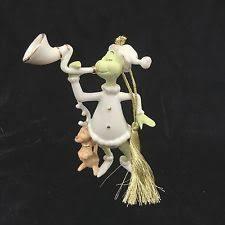 lenox grinch ornaments ebay