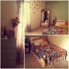 Hippie Home Decor by Indie Boho Room Ideas Bedroom Indie Room Decor With