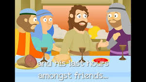 coming soon life of jesus the last supper bible story and