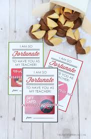 Teachers Day Invitation Card Quotes 60 Teacher Appreciation Gift Ideas U0026 Printables