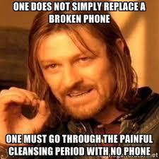 Broken Phone Meme - broken phone memes image memes at relatably com