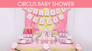 circus baby shower circus pink baby shower party ideas circus pink s8