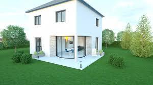 models of houses lumicene