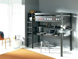 lit superposé avec bureau pas cher lit superpose avec rangement pas cher lit mezzanine avec bureau et