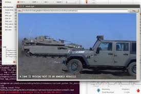 future military jeep the idf u0027s new artificial intelligence can tell what u0027s happening in
