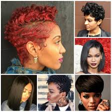 bob hairstyles 2017 black women short hairstyles pictures in