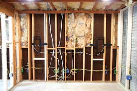 how to run electrical wire in a house home audio installation