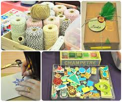 new on the blog etsy christmas craft party report