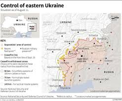 Map Of Ukraine And Crimea Putin Has Already Won His War In Ukraine Business Insider