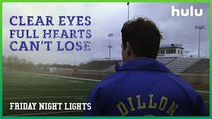 friday night lights hulu hulu on twitter it s game time so get ready to watch all five