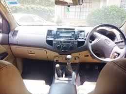 toyota fortuner kenya car bazaar ltd