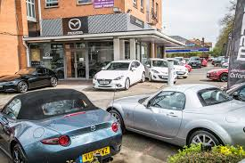 mazda for sale uk used mazda cars oxford solihull swindon u0026 tamworth johnsons