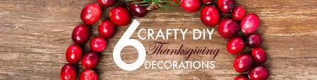 6 crafty diy decorations for thanksgiving inhabitat green