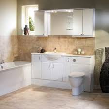 fitted bathroom ideas moods linear fitted bathroom furniture great for small spaces