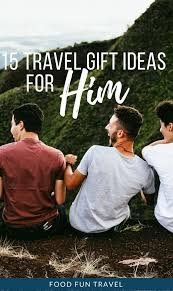 Travel gift ideas for men unique travel gifts