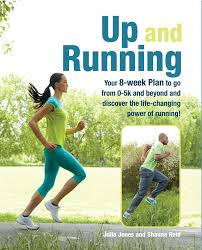 amazon com the life changing up and running your 8 week plan to go from 0 5k and beyond and