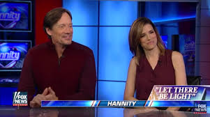 sean hannity movie let there be light sean hannity is producing a film starring kevin sorbo as an atheist
