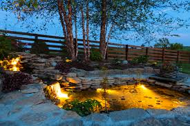 Backyard Waterfall Yes You Do Need A Backyard Waterfall Modernize