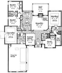 5 Bedroom 4 Bathroom House Plans by Home Plans Homepw12703 4 478 Square Feet 5 Bedroom 4 Bathroom
