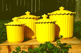 yellow kitchen canister set kitchen archives diy home decor ideas