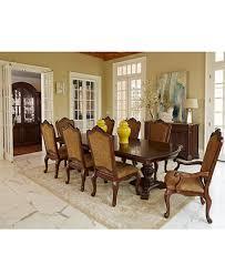 Lakewood Dining Table Furniture Macys - Macys dining room furniture