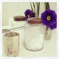 Anthropologie Home Decor Anthropologie Home Decor Chemist U0027s Jar And Silver Candle Votive
