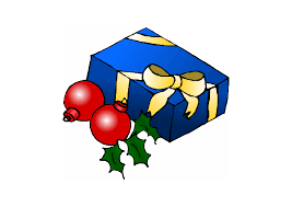 christmas present musical clipart 27