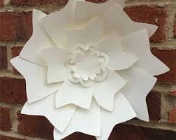 Make Your Own Paper Flowers - paper flower kit etsy