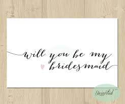 invitations for bridesmaids 84 best will you be my bridesmaid images on