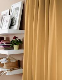 Mustard Curtain Angora Made To Measure Curtains Mustard