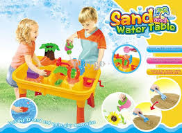 table toys play table 2018 sand water table waterwheel play table beach sand toy from