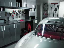 Garage Interior Design by The Organized Garage Hgtv