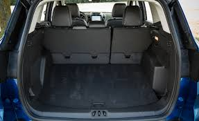 nissan cube interior backseat 2017 ford escape in depth model review car and driver