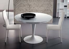 Round Extendable Dining Table Ozzio Eclipse Round Extending Dining Table Ozzio Furniture At Go