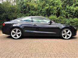 audi sport a5 used 2007 audi a5 tdi quattro sport for sale in middlesex