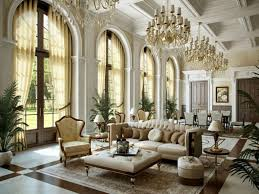 Luxury And Classic European Interior Design Ideas EVA Furniture - Interior design classic style