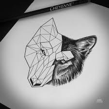 collection of 25 geometric tattoo designs