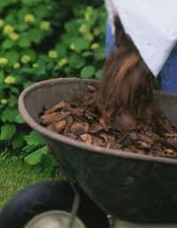 Garden Mulch Types - all about garden mulches