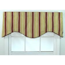 Window Treatments In Kitchen - valance cornice valance interesting for traditional kitchen