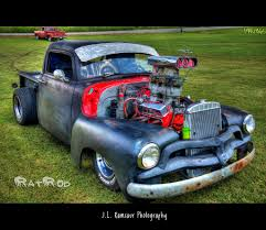 rusty car photography 194 365 chevy truck rat rod stopped by a local car show u2026 flickr