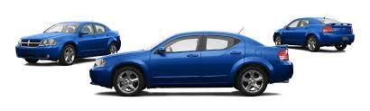 2008 blue dodge avenger 2008 dodge avenger r t 4dr sedan research groovecar