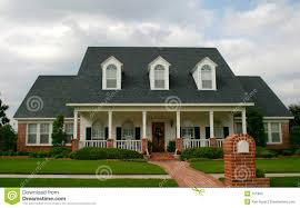 style house new classic style house royalty free stock photo image 751985